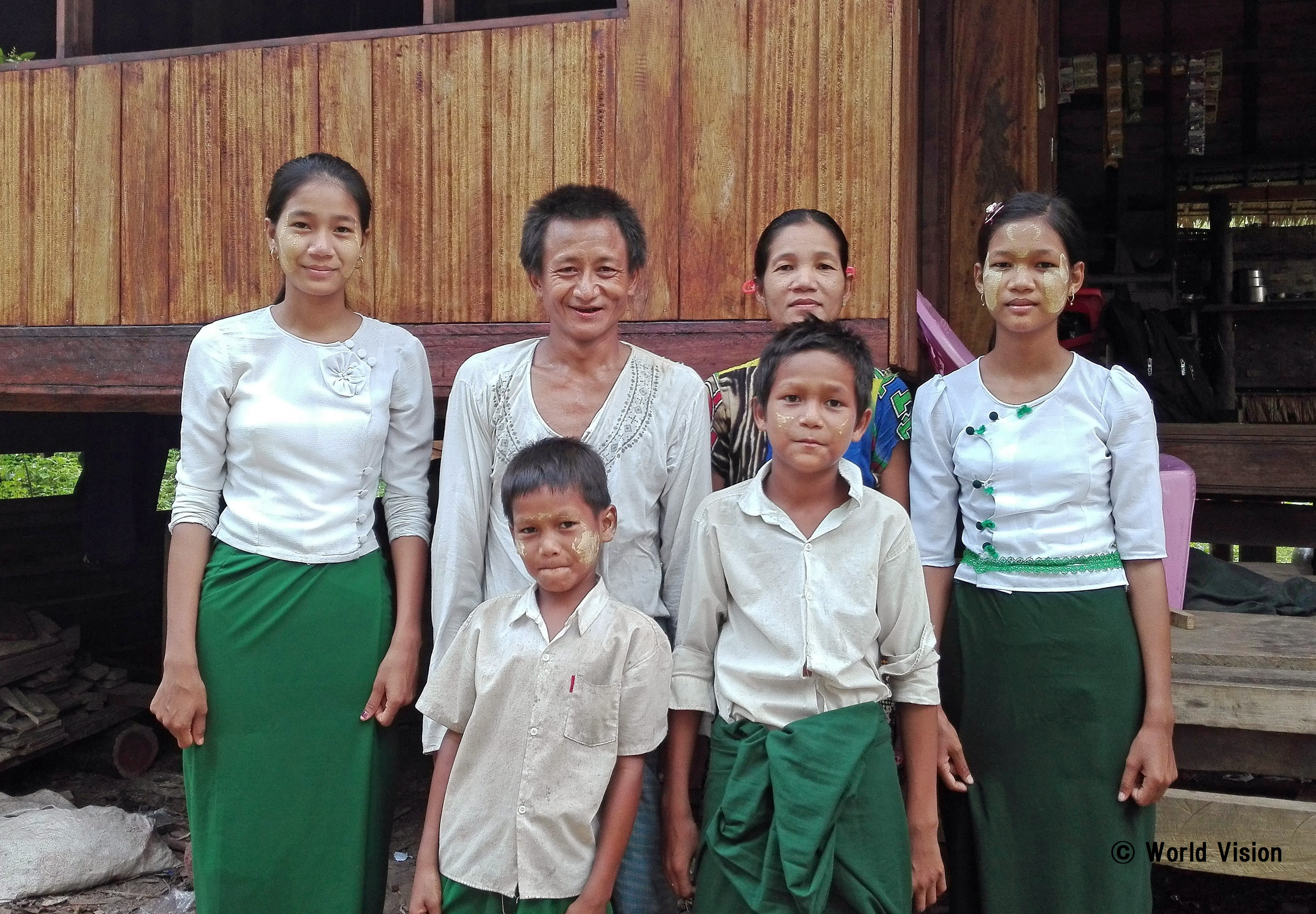 ミャンマー 地域の様子