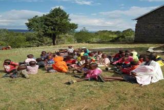 子どもの保護についての啓発集会