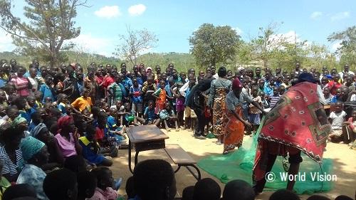 マラウイ 地域の様子