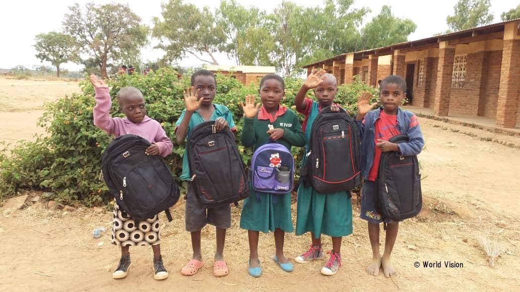 マラウイ 子どもたちの様子