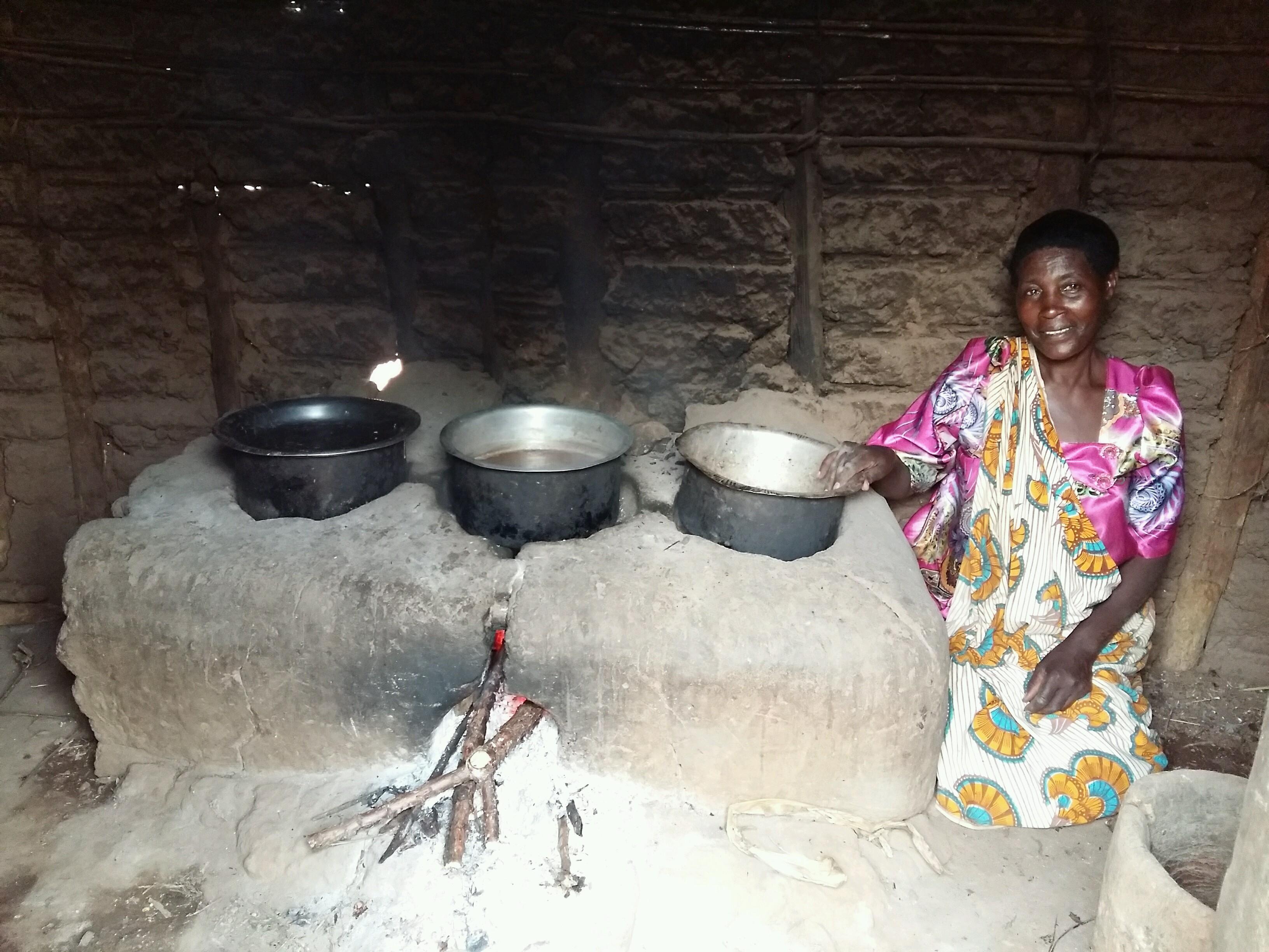 ウガンダ 地域の様子