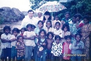 バングラデシュで最初のチャイルド・スポンサーシップの事業をスタートしました
