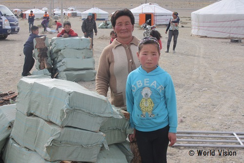 モンゴル 地域の様子