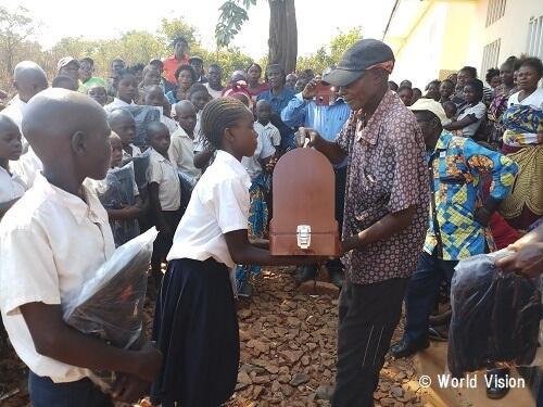 コンゴ民主共和国 子どもたちの様子