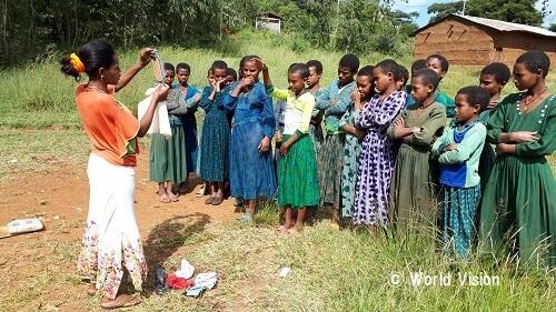 エチオピア 地域の様子