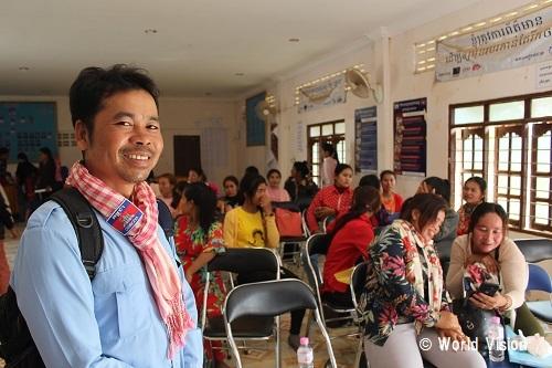 カンボジア 地域の様子