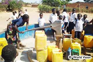 地域の井戸