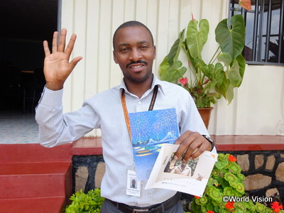 キャンペーンのコーディネーター(ルワンダ)