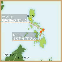 地図(フィリピン)