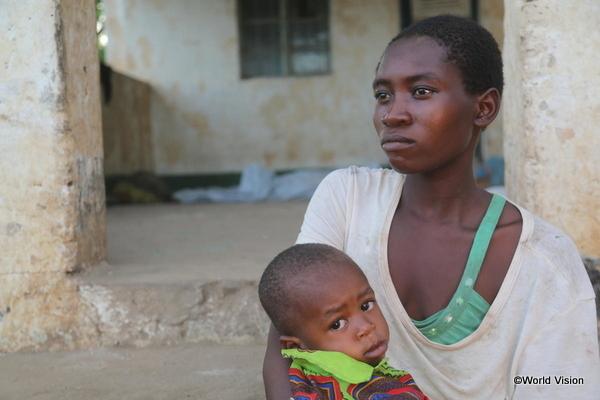 開発途上国の貧しい女性
