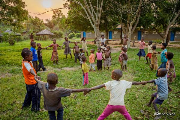 開発途上国の子どもたち