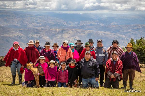エクアドルの先住民族