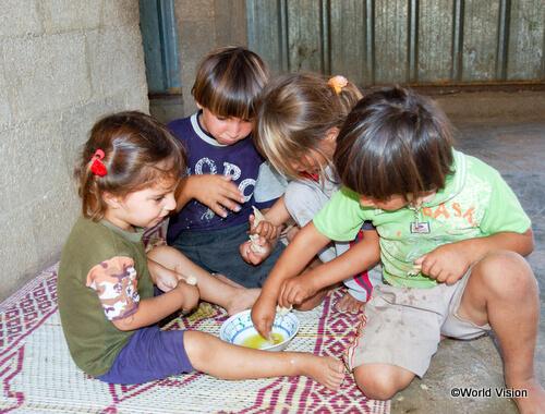 イスラエルの子どもたち