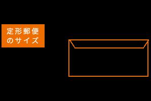 定形封筒サイズ