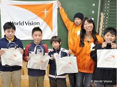 緊急人道支援募金|国際協力NGOワールド・ビジョン・ジャパン
