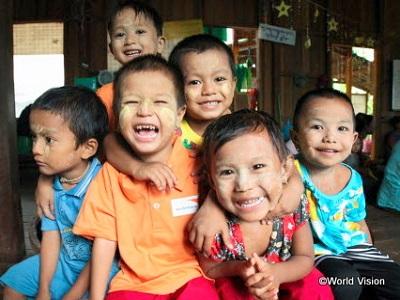 世界の子どもたち子どもたち