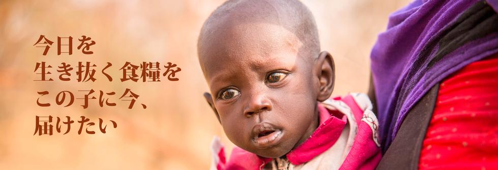 クリスマス募金 - 水と食糧のための募金