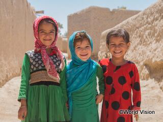 アフガニスタンの子どもたち