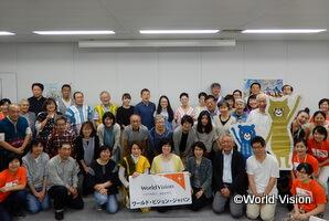 WVカフェin東京に参加してくださった皆さま
