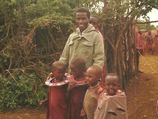 ジョンさんと村の子どもたち