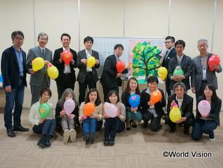 「福島子ども支援事業」に携わるメンバー