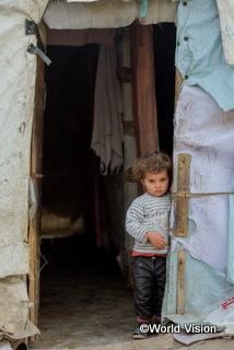 シリアの子ども