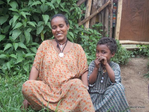 支援地域に住むお母さんと子ども