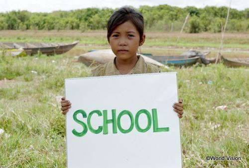 セニャンちゃん「学校に行きたい」