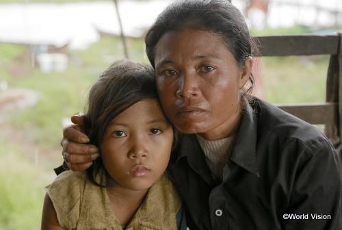 セニャンちゃんとお母さん