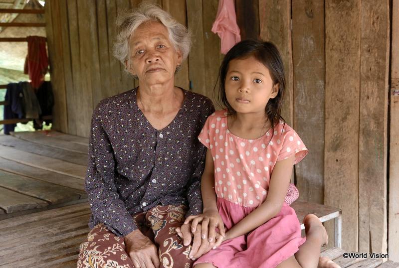 キムヤンちゃんとおばあちゃん