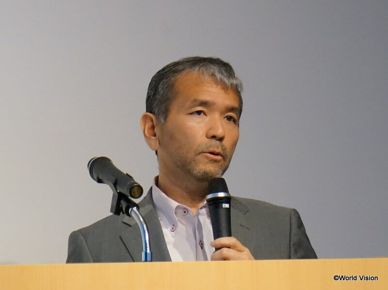 ICU新垣修様