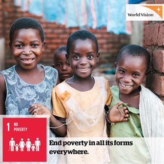 SDG1:あらゆる形態の貧困を撲滅する