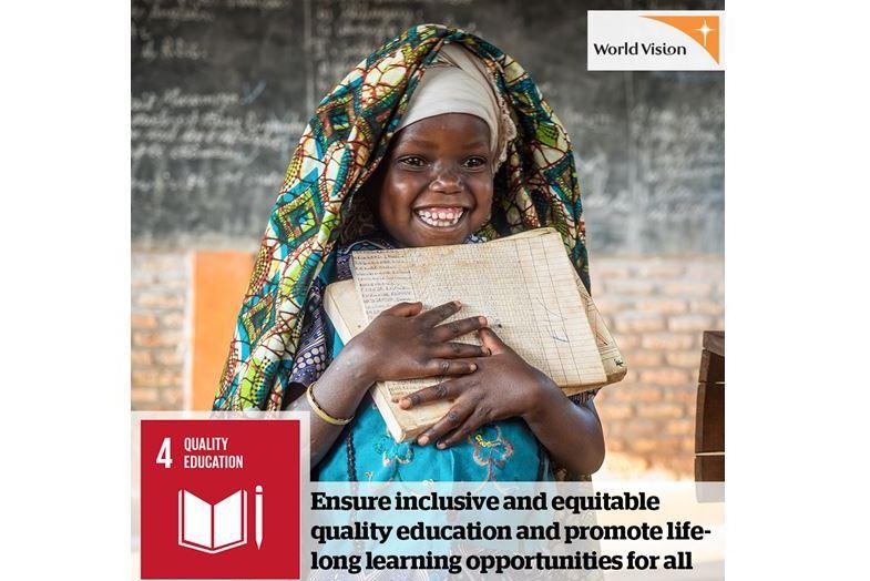 SDG4: すべての人が公平に教育を受けられ、生涯にわたり学習できる機会をもつ