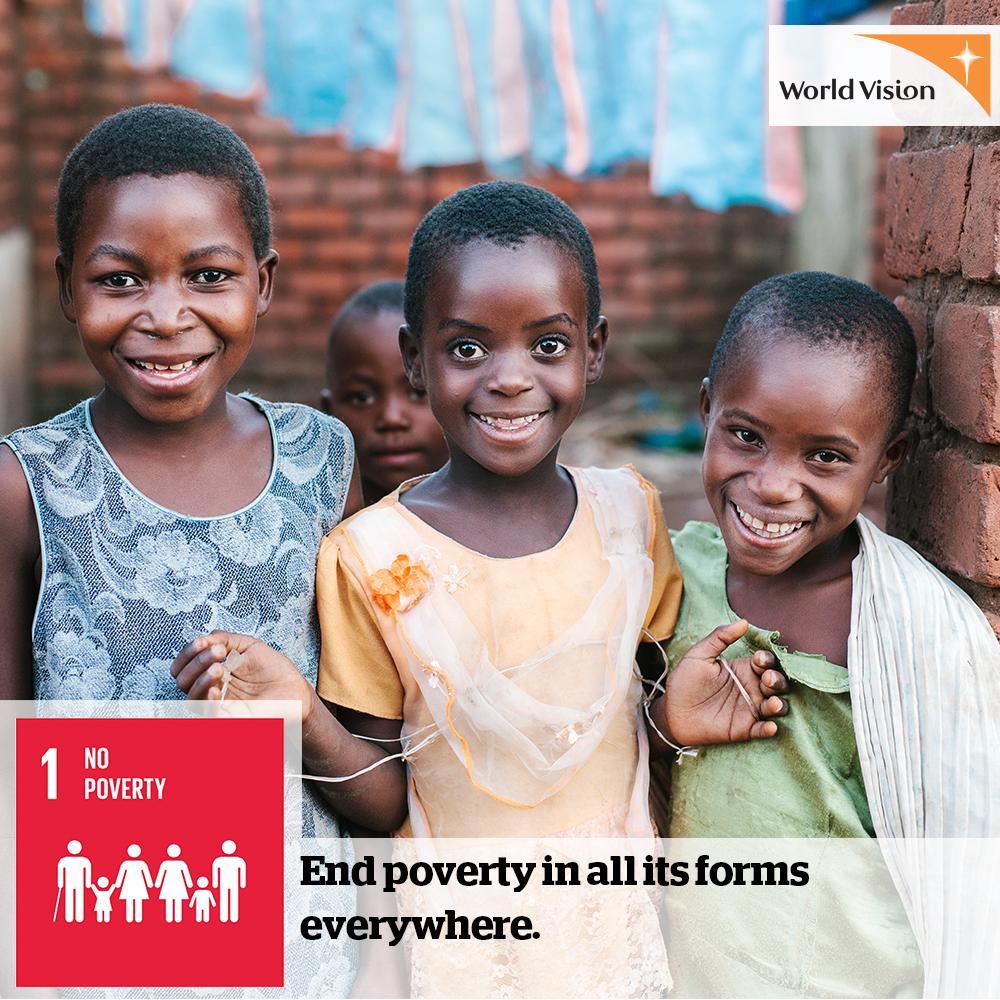 SDG1 あらゆる形態の貧困を撲滅する
