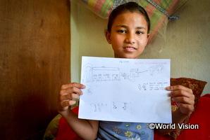 世界の子どもの願いごと:ネパール