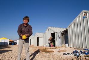 世界の子どもの願いごと:シリア