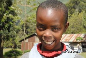 世界の子どもの願いごと:ケニア