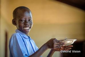世界の子どもの願いごと:南スーダン