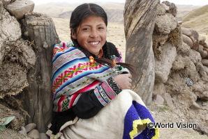 世界の子どもの願いごと:ペルー