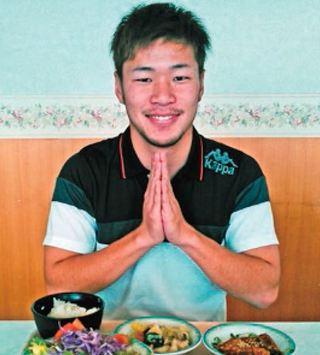 北海道コンサドーレ札幌所属 堀米悠斗選手
