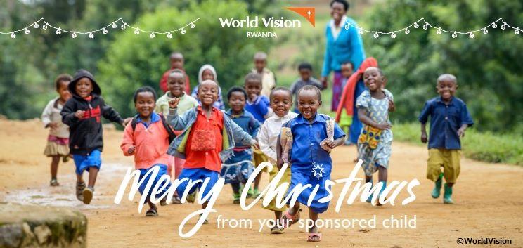 ルワンダの子どもたち