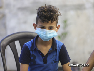 パレスチナの子ども