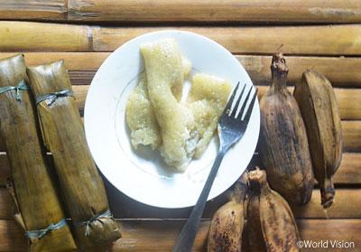 フィリピンの間食