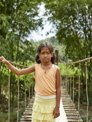 フィリピン、災害からの復興 ~ジョアンナちゃんのストーリー~
