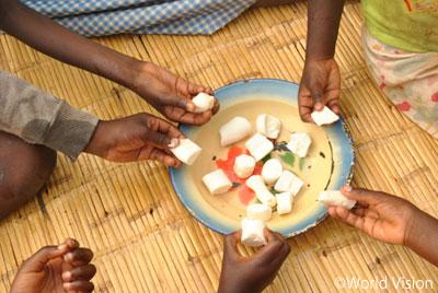 マラウイの間食