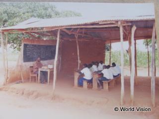 ADP開始当初の地域の小学校の様子