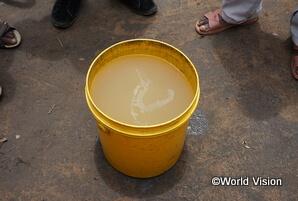 コミュニティの飲料水