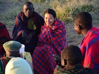 ケニアとの国境沿いに位置する、ウガンダのカラモジャ地域を訪問した古徳スタッフ