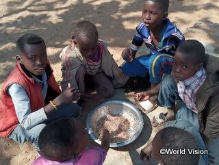 食糧不足も深刻な問題となっています