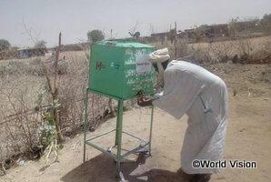 新型コロナウイルス対策のため手洗いを欠かさず行うようにしています
